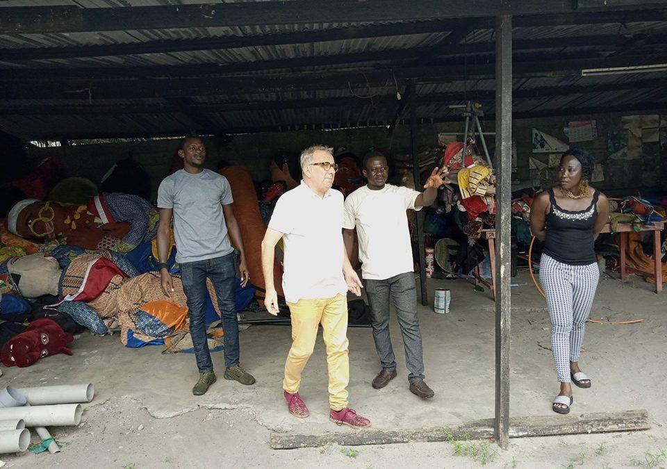 Abidjan danse Parade