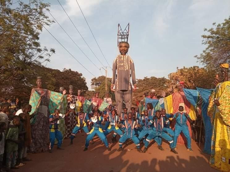 Etoile d'Afrique : Badrissa Soro à l'escale entre Géant et Monument